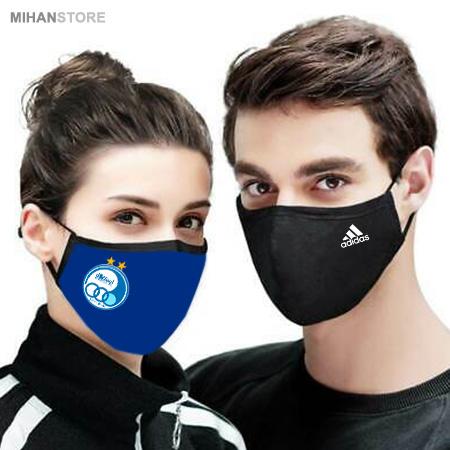 ماسک سه لایه استقلال - پکیج 2 عددی